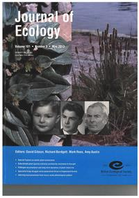 Journal of Ecology 2013